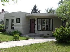 Art deco house simply fabulous inside and out deco for Streamline moderne house plans