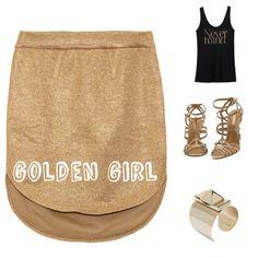 OQVestir Golden Girl