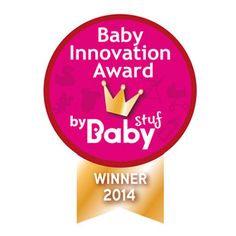 Dutch BabyStuf award for the Shnuggle bath