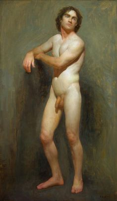 Art Nude hairy hega