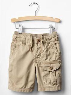 Pull-on cargo shorts | Gap 3y