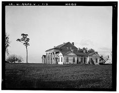Woodlawn Plantation: Before the Fall Old Southern Plantations, Southern Plantation Homes, Louisiana Plantations, Southern Mansions, Plantation Houses, Louisiana Homes, Southern Homes, Southern Charm, Old Abandoned Buildings