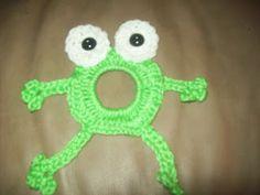 Jamie's Jems Blogspot: Frog Camera Lens Friend free pattern