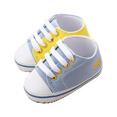 Newborn Baby Shoe Boys Girls First Walkers Spring Autumn Soft Soled Anti-slip Toddler Sneakers Shoes 2017 #Affiliate