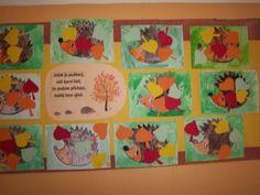 NÁSTĚNKA | Květinková třída Autumn Activities For Kids, Halloween, Frame, Blog, Animals, Education, School, Decor, Autumn