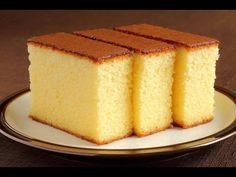 Cake au lait - YouTube