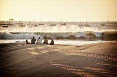 Lobitos Beach - #Surfing #Peru