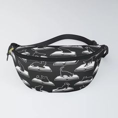 Buy Easily Distracted By Cats And Books Book & Cat Lover Pattern Fanny Pack by grandeduc. Worldwide shipping available at Society6.com. Just one of millions of high quality products available.