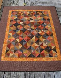 (7) Name: 'Quilting : Pumpkin Spice