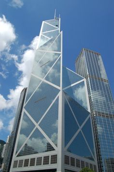 AD Classics: Bank of China Tower / I.M. Pei | ArchDaily
