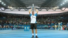 Hewitt champion at Sydney