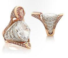 Theodoros Diamond RIng