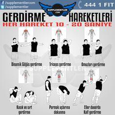 Antrenmanlarımızın öncesinde ve sonrasında germe hareketlerini yapıyormuyuz? Başlıca gerdirme hareketleri ve etki bölgerini sizin için sunuyoruz. #fitness #health #stretching #workout #protein #fitness #health #supplement #fitness #bodybuilding #body #muscle #kas #vücutgelistirme #training #weightlifting #spor #antrenman #crossfit #spor #workout #workouts #workoutflow #workouttime #fitness #fitnessaddict #fitnessmotivation #fitnesslifestyle #bodybuilding