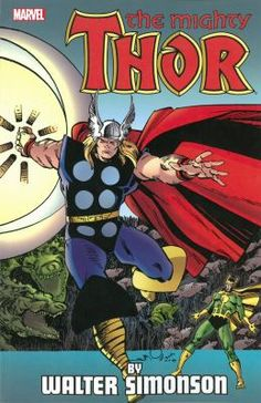 Few people have ever left their mark on one character quite the way Walter Simonson has. His work on the Mighty Thor swept the Norse God of Thunder to heights never before seen and rarely achieved in his wake. Spanning epic tales of heroism and treachery, love and war, Simonson's work is often considered the definitive Thor.