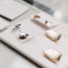 New Location! 💐 Soon to be on display at the Gardiner Museum's boutique in Toronto! @gardinermuseum  Featured there will be my hammered collections of earring, bangles, and necklaces in Sterling Silver and Black Silver! 📷 @annacostafoto @made_inland  #madeincanadamatters #artjewelry #contemporaryjewellery #minimalistdesign #ethicallymade #toronto #torontofashion