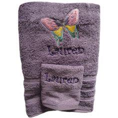 Butterfly Towel