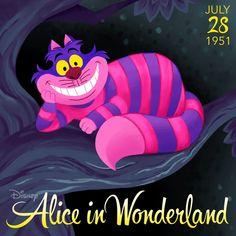 Alice in Wonderland Disney Music, Disney Art, Disney Pixar, Walt Disney, Disney Villains, Disney Princesses, Disney Dream, Disney Love, Minnie Mouse Drawing