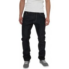 URBAN CLASSICS STRAIGHT FIT JEANS RAW BLUE