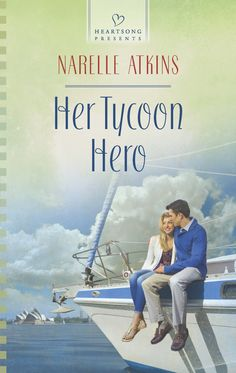 Iola's Christian Reads: Review ~ Her Tycoon Hero by Narelle Atkins