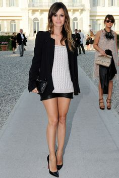 Der Stil von Rachel Bilson