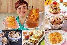 10 DOLCI PER LA COLAZIONE | Fatto in casa da Benedetta New Recipes, Cake Recipes, Plum Cake, Pan Dulce, English Food, Breakfast Cake, Sweet Cakes, Coffee Cake, Finger Foods