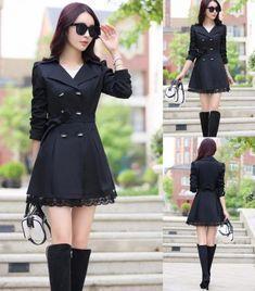 xxx  okey señorita  se va y te trae esto  Vestido Coreano 4f837991defc