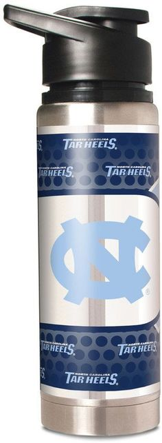 Kohl's North Carolina Tar Heels Stainless Steel Water Bottle