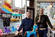Big Gay Ice Cream Guys Coming to SF + Giving Away Free Ice Cream | 7x7
