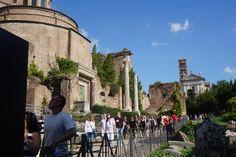 Rome Roma Italy Italia Travel Roman Forum Roman Forum, Rome, Street View, Travel, Italia, Viajes, Destinations, Traveling, Trips