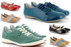A(z) Josef Seibel nyári cipők és szandálok, a Valentina