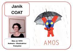 Janik Coat - Portrait d'artiste Art For Kids, Crafts For Kids, Art Worksheets, Ecole Art, History Teachers, Arts Ed, Kindergarten Classroom, Art Plastique, Art Therapy
