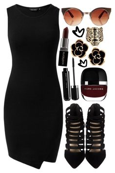 Bad Blood by razziieyy on Polyvore featuring polyvore, fashion, style, Kenzo, Smashbox and clothing