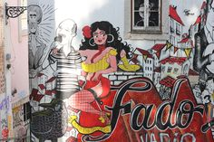 Eating in Lisbon, Portugal | by Shaheen, The Purple Foodie 21.09.2013 | Great tips on where to go, how to get around, where to stay and especially where and what to eat in Lisbon by Shaheen | Photo: FADO