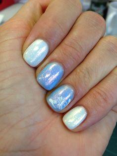 My  mermaid nails by Melinda