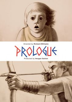 Richard Williams Reveals Trailer for New Film 'Prologue'