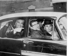 The Gallo gang Colombo Crime Family, Mafia Families, Tough Guy, Gangsters, Clam, Rackets, Guys, History, American