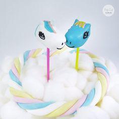 cake pops my little pony Cake Pops, My Little Pony, Comic, Desserts, Diy, Different Shapes, Cake Ideas, Bricolage, Cakepops