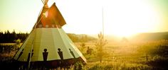 """GLAMPING"" in the PAC NW: RimRock Inn"