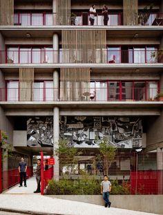 Idea Zarvos & colaboradores, São Paulo, Brasil: GrupoSP Arquitetos @ Simpatia 236