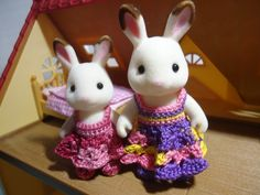 Mother Teri and Sister Freya Chocolate getting ready to go out for some mother-daughter time.
