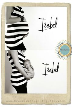 Cute baby announcements!  Almost makes me want another one... ;)