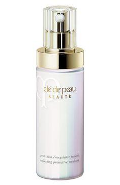 Clé de Peau Beauté Refreshing Protective Emulsion available at #Nordstrom