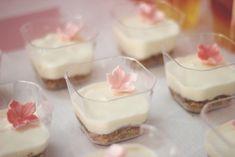 Cherry Blossom Dessert Tablescape