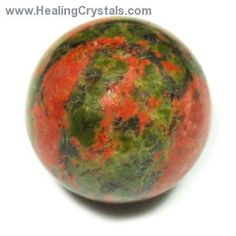 A stone of vision, Unakite...can open and activate the Third Eye Chakra to receive spiritual insights from higher realms. Unakite's grounding effect can bring a calming influence to any environment, and is great for the workplace or the home, sending out peaceful vibes to all those nearby.