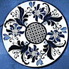 Resultado de imagem para pintura tecnica oriental em ceramica