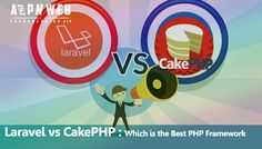 If you want to Know About Which is the Best PHP Framework? CakePHP and Laravel, both come with their own benefits and features which make them so popular. Web Application Development, Mobile App Development Companies, Design Development, Mobile Web Design, Custom Website Design, Php, Good Things, India, Delhi India