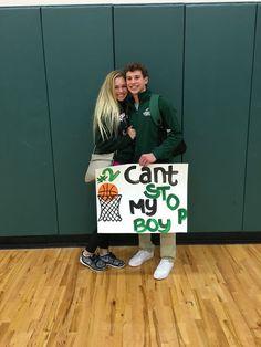 cute football signs for your boyfriend