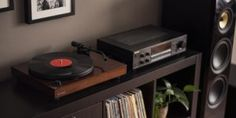 Home Audio Knowledge Archives - Page 3 of 7 - Official Fluance® Blog Record Player Stand, Turntable Record Player, Vinyl Record Player, Record Players, Turntable Setup, Home Theater Speaker System, Home Theater Receiver, High End Speakers, Furniture