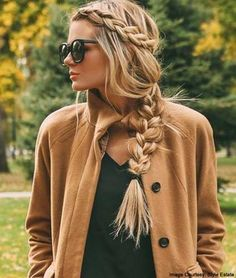 Spunky Full Braid