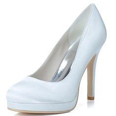 damesschoenen hakken ronde neus naaldhak pumps trouwschoenen meer kleuren beschikbaar – EUR € 33.24